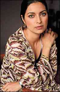 Jhumpa Lahiri could wear a potato sack and still look stunning